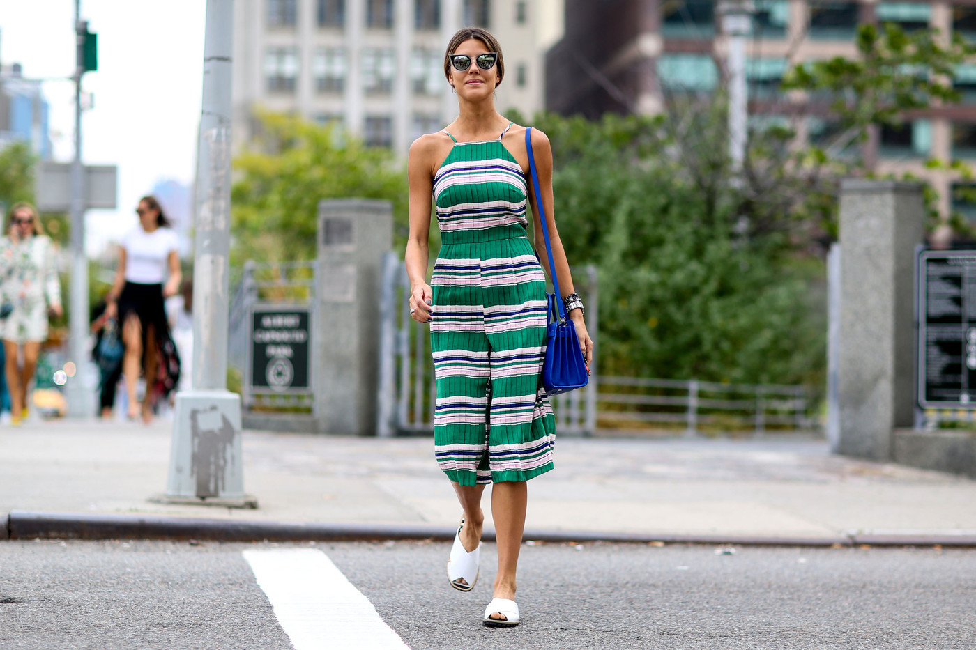 New York Fashion Week Spring 2016 Attendees Pictures