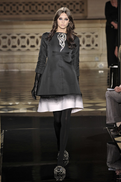Stéphane Rolland at Couture Fall 2008