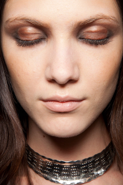 Stéphane Rolland at Couture Fall 2012 (Backstage)