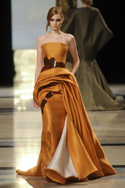 Stéphane Rolland at Couture Spring 2011 [fashion model,fashion show,fashion,clothing,dress,haute couture,gown,runway,model,shoulder,stephane rolland,runway,haute couture,fashion,model,fashion design,style,clothing,couture spring 2011,fashion show,runway,fashion show,haute couture,fashion,fashion design,ready-to-wear,model,style,gucci]