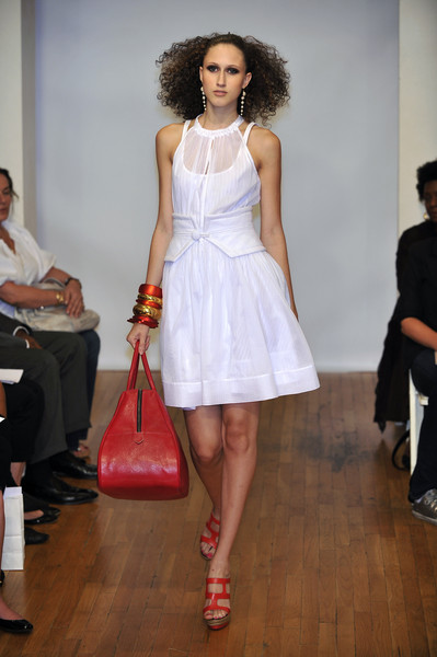 Stephen Burrows at New York Spring 2009