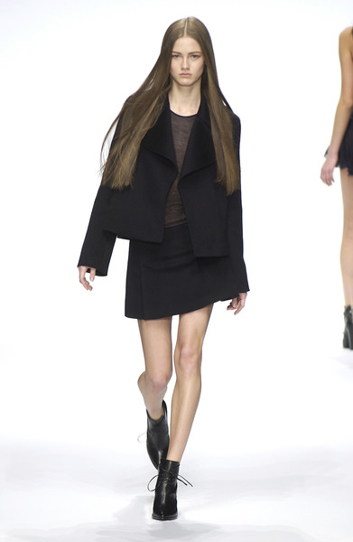 Strenesse at Milan Fall 2004