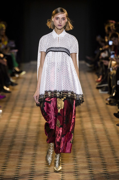 Talbot Runhof at Paris Fall 2018
