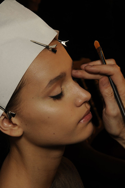 Talbot Runhof at Paris Spring 2012 (Backstage)