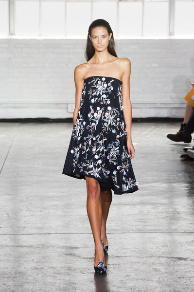 Tanya Taylor at New York Spring 2014