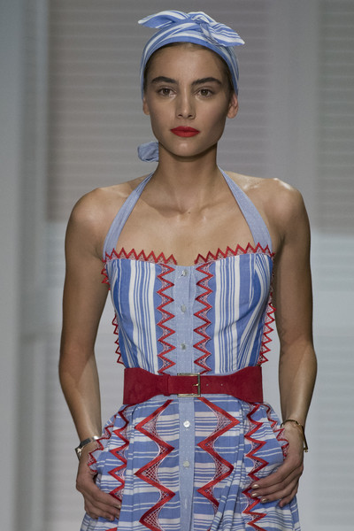 Temperley London at London Spring 2018 (Details)