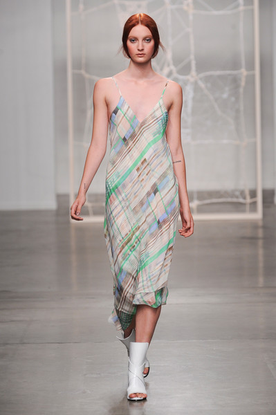 Tess Giberson at New York Spring 2014