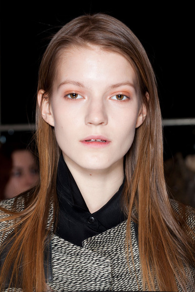 Theyskens Theory at New York Fall 2012 (Backstage)