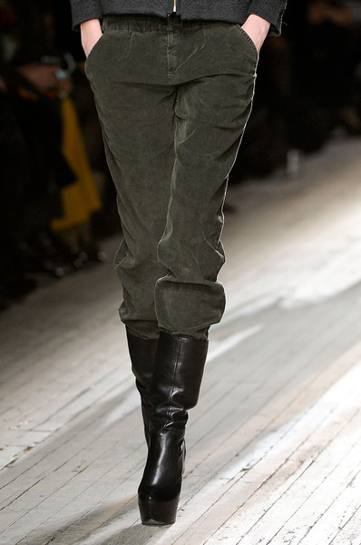 Theyskens Theory at New York Fall 2012 (Details)