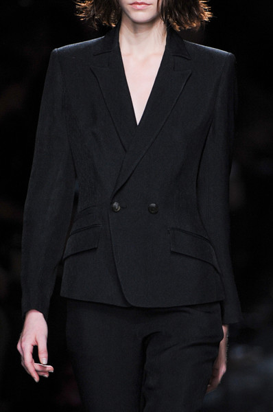 Theyskens Theory at New York Spring 2013 (Details)