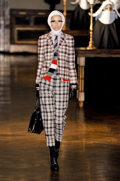 Thom Browne at New York Fall 2011