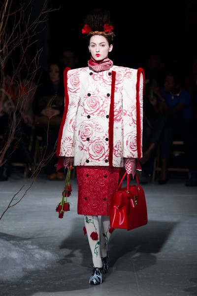 b123c1d74f9 Thom Browne Fall 2013 Runway Pictures - Livingly