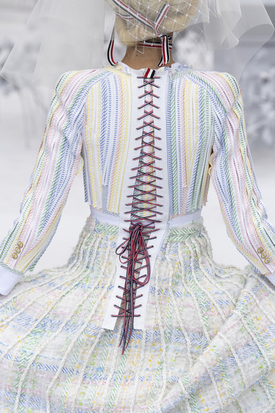 Thom Browne at Paris Spring 2020 (Details)