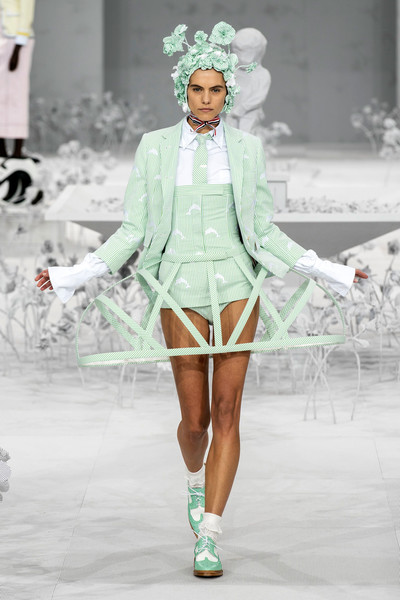 Thom Browne at Paris Spring 2020
