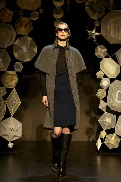 Tia Cibiani at New York Fall 2013