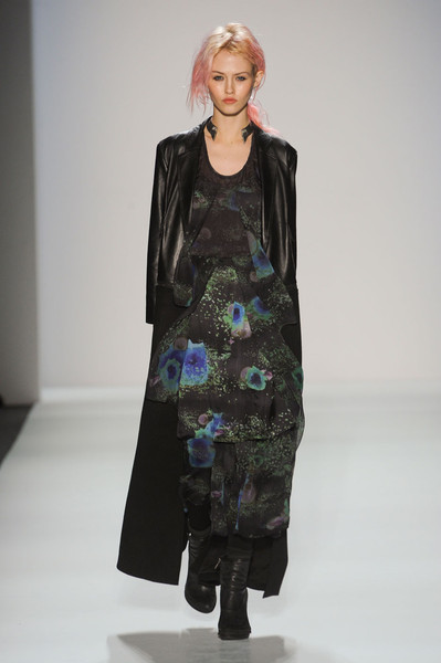 Timo Weiland at New York Fall 2012