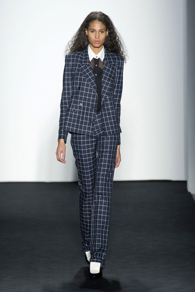 Timo Weiland at New York Fall 2013