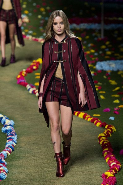 Tommy Hilfiger at New York Spring 2015