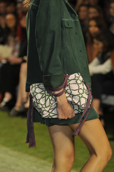 Topshop Unique at London Spring 2014 (Details)