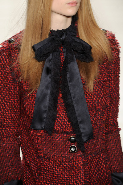 Tory Burch at New York Fall 2011 (Details)