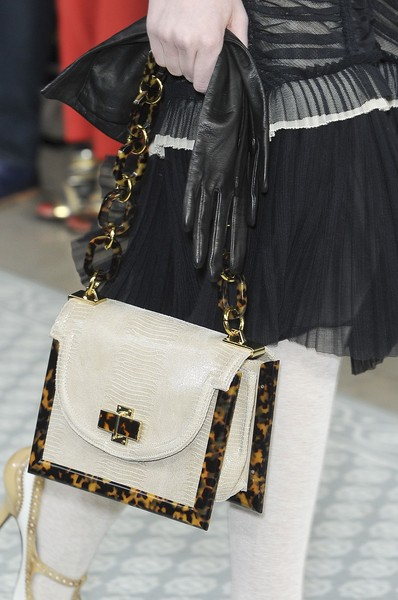 Tory Burch at New York Fall 2012 (Details)