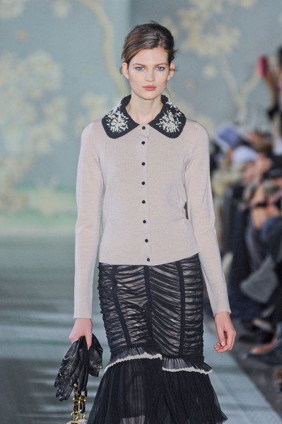 Tory Burch at New York Fall 2012