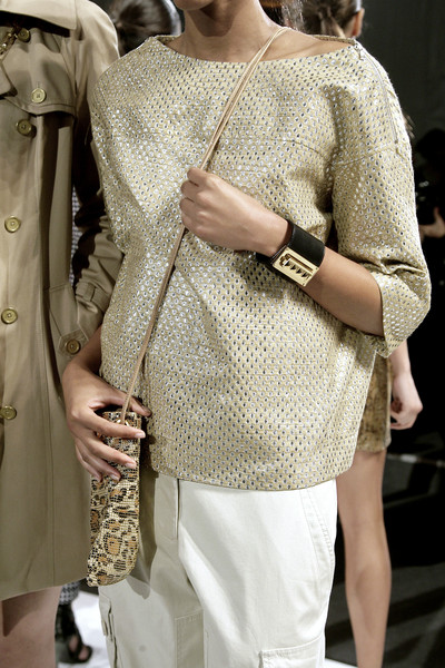 Tory Burch at New York Spring 2010 (Details)