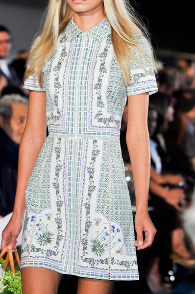 Tory Burch at New York Spring 2014 (Details)