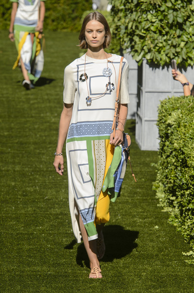 Tory Burch at New York Spring 2018