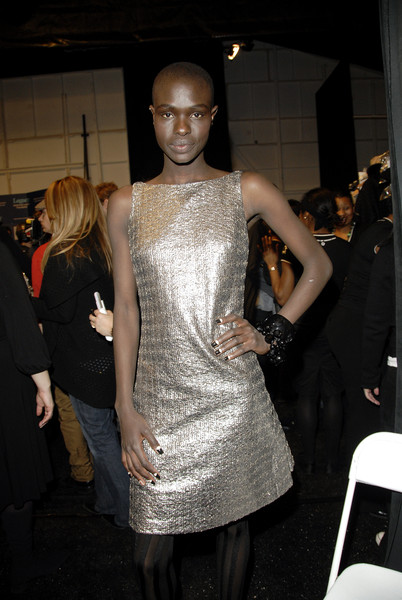 Tracy Reese at New York Fall 2007 (Backstage)