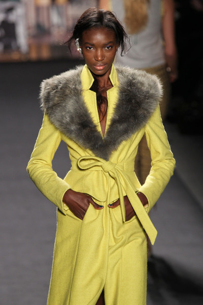 Tracy Reese at New York Fall 2012