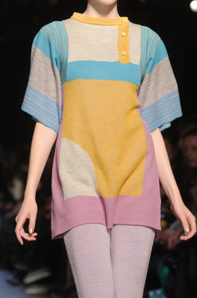 Tsumori Chisato at Paris Fall 2011 (Details)