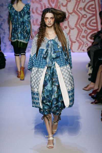 Tsumori Chisato at Paris Spring 2009
