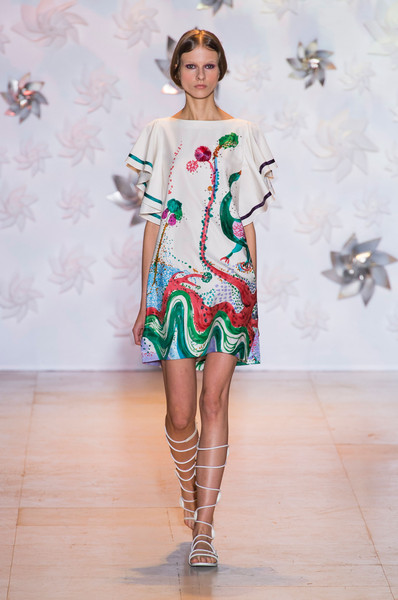Tsumori Chisato at Paris Spring 2015