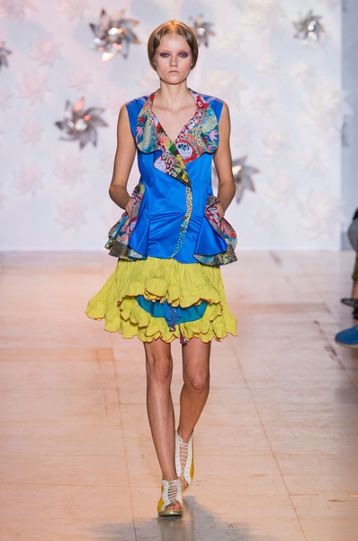 Tsumori Chisato at Paris Spring 2015 [fashion model,fashion show,fashion,runway,clothing,fashion design,yellow,haute couture,public event,event,tsumori chisato,supermodel,runway,fashion,haute couture,model,vogue,paris fashion week,event,fashion show,tsumori chisato,runway,fashion,fashion show,model,ready-to-wear,haute couture,vogue,supermodel]