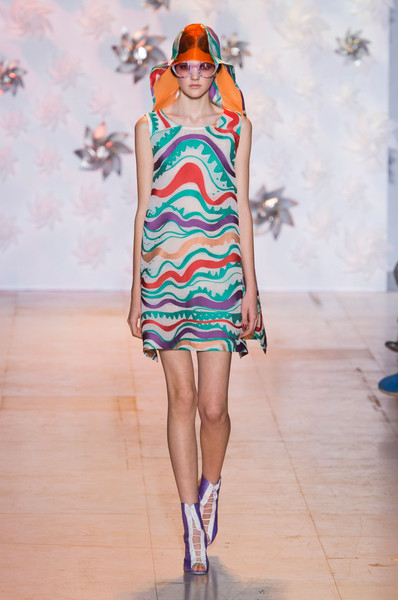 Tsumori Chisato at Paris Spring 2015 [fashion model,fashion show,fashion,clothing,runway,shoulder,fashion design,joint,footwear,dress,supermodel,socialite,tsumori chisato,fashion,runway,fashion model,shoulder,fashion design,paris fashion week,fashion show,runway,fashion show,supermodel,fashion,socialite]