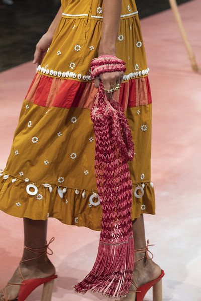 Ulla Johnson at New York Spring 2020 (Details)