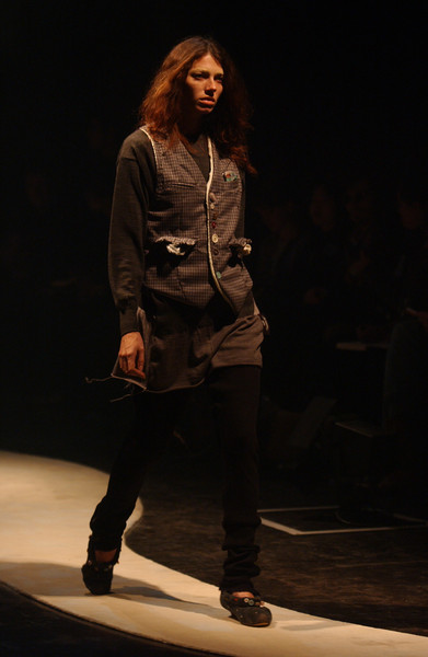 Undercover at Paris Fall 2004