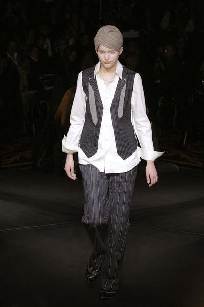 Undercover at Paris Fall 2005