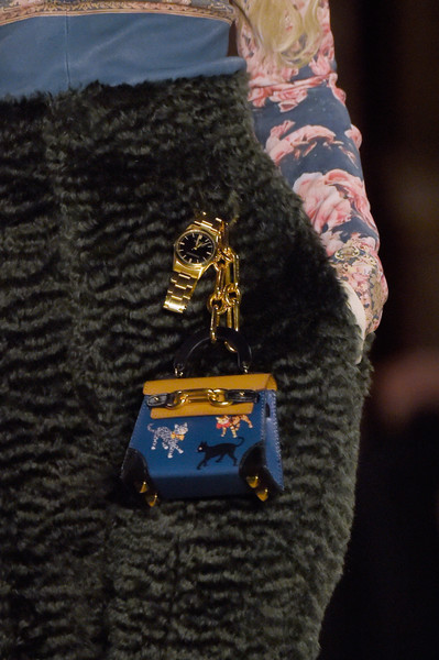 Undercover at Paris Fall 2016 (Details)