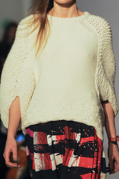 VPL by Victoria Bartlett at New York Fall 2013 (Details)