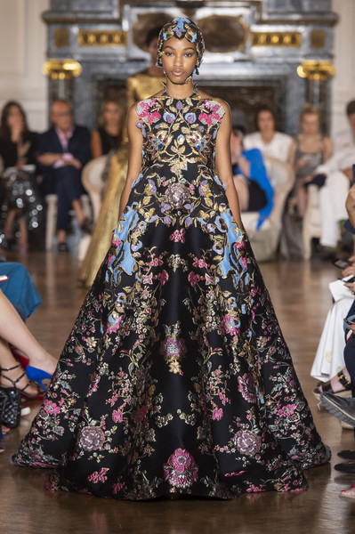 Valentino at Couture Fall 2018