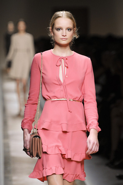 Valentino at Paris Spring 2011