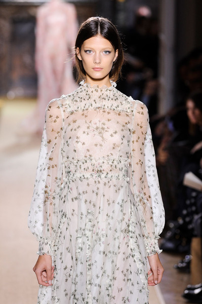 Valentino at Couture Spring 2012