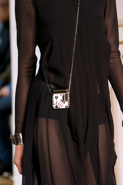Valentino at Paris Spring 2017 (Details) [black,clothing,fashion,dress,outerwear,fashion accessory,street fashion,neck,haute couture,waist,dress,valentino,dior,fashion,clothing,haute couture,black,street fashion,neck,paris fashion week,haute couture,fashion,valentino,dior,clothing,givenchy]