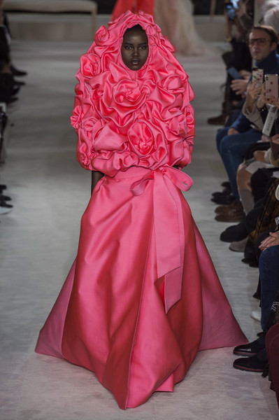 Valentino at Couture Spring 2019