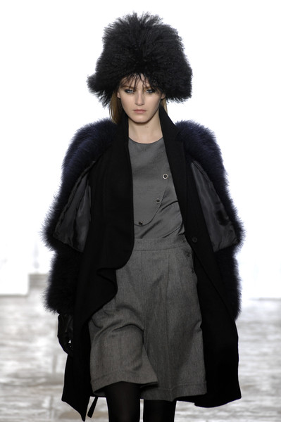 Vanessa Bruno at Paris Fall 2008