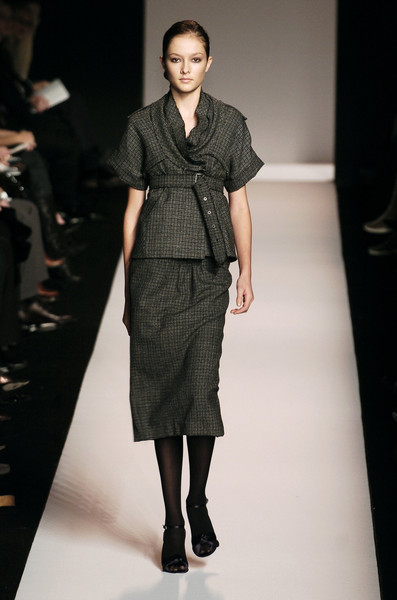 Vera Wang at New York Fall 2006