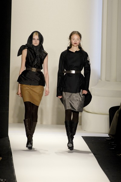 Vera Wang at New York Fall 2007