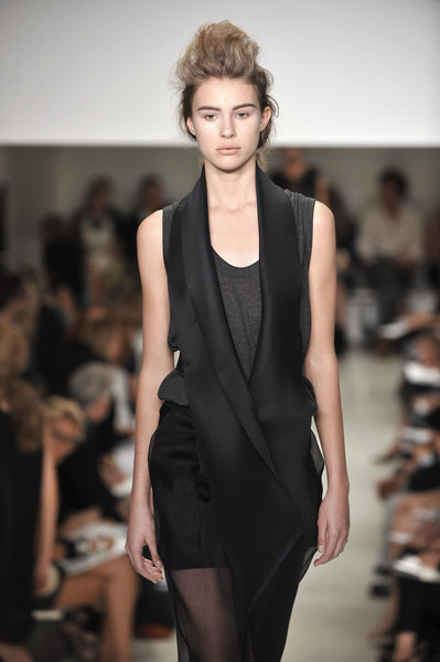 Vera Wang at New York Spring 2010